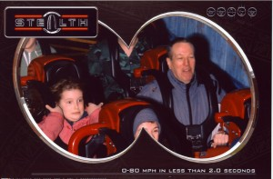 John and Elspeth on Stealth